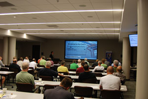Aug. 27 presentation w/Johnson County Contractor Licensing Program
