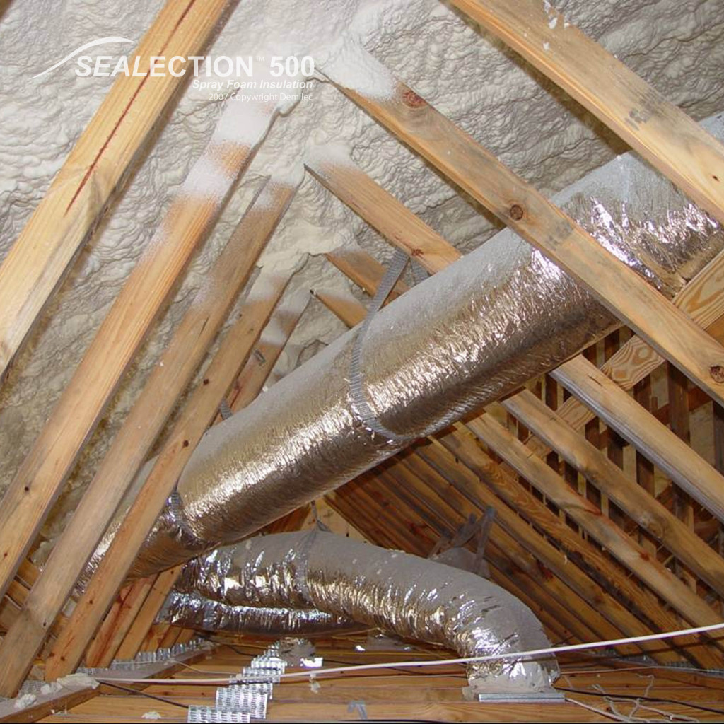 Sealection 500: Attic Insulation Kansas City