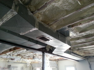 Kansas City Insulation in Garage Ceiling