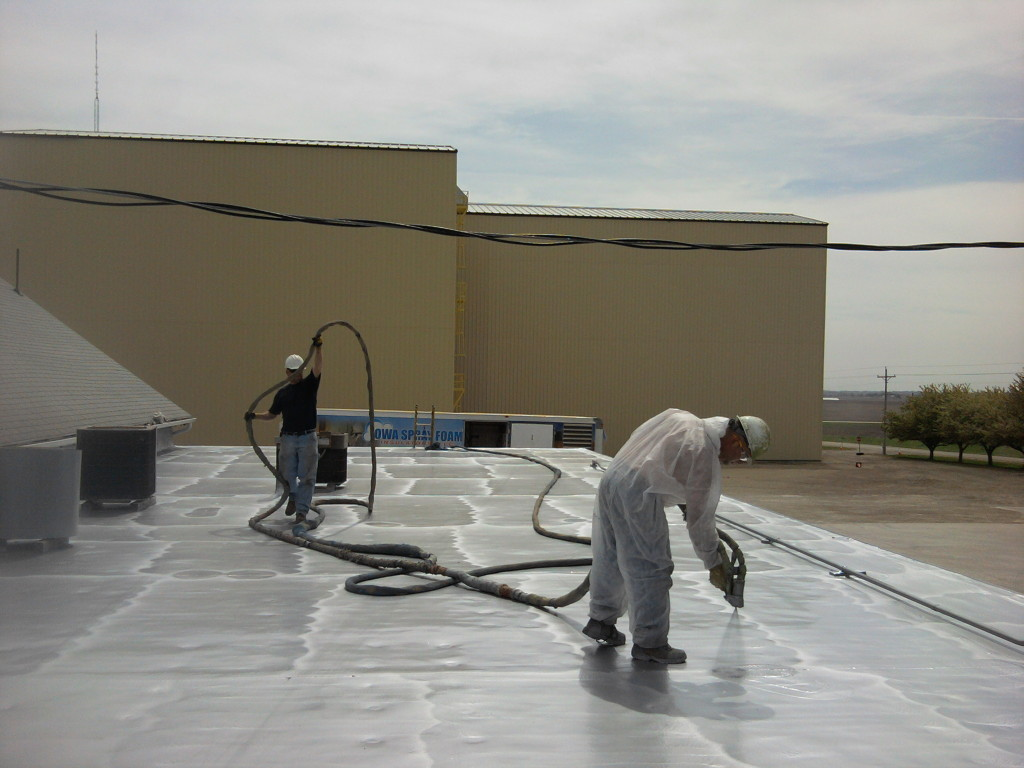 Commerical roof coatings Kansas City