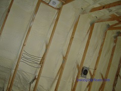 benefits of attic spray foam insulation in kansas city