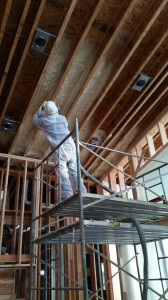 spray foam insulation benefits KC