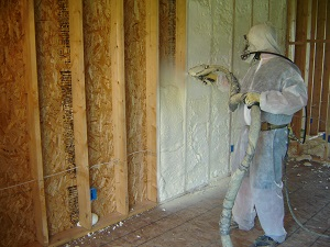 Spray foam insulation by KC Spray Foam
